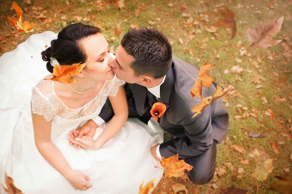 Mariage en Automne